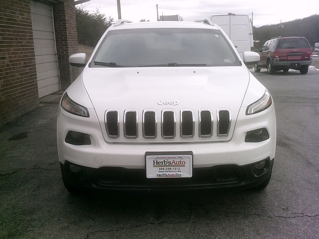 2014, JEEP   4x4 CHEROKEE LATITUDE Images