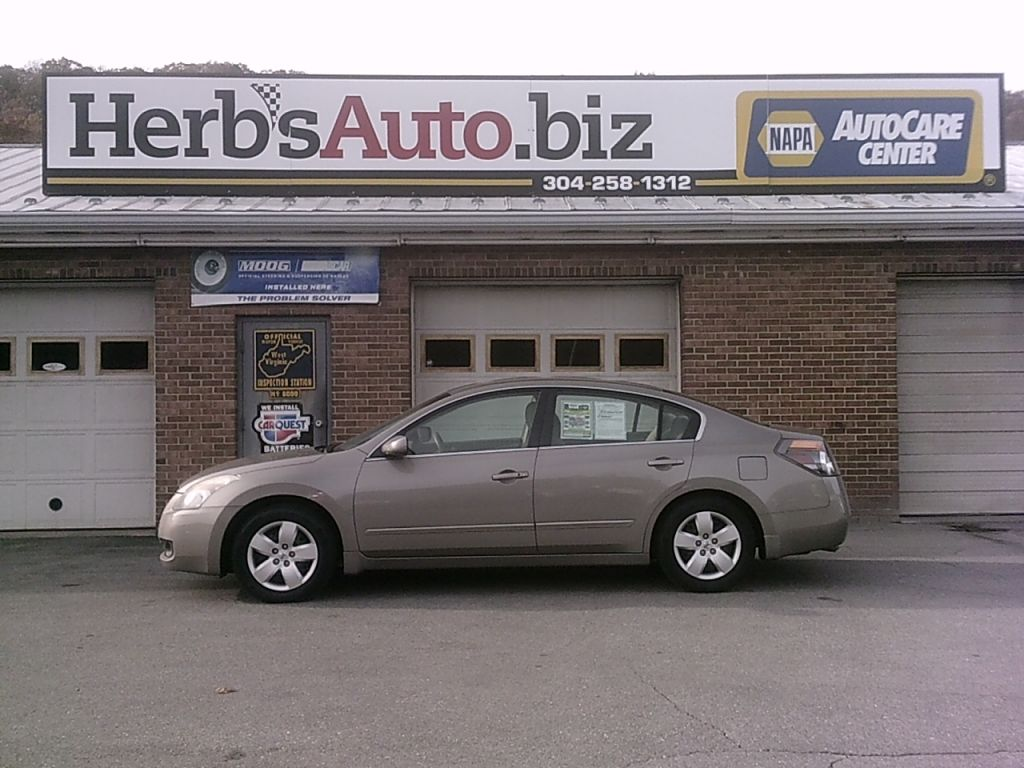 2008, NISSAN ALTIMA 2.5S Images