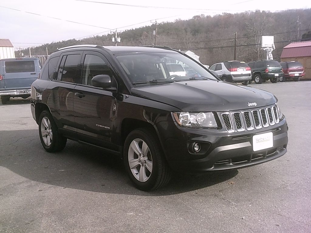 2014, jeep compass sport | herb's quality used cars, trucks and