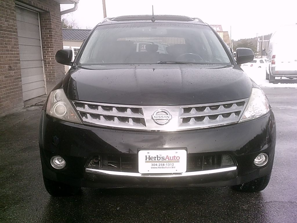 2007, NISSAN MURANO SE AWD Images