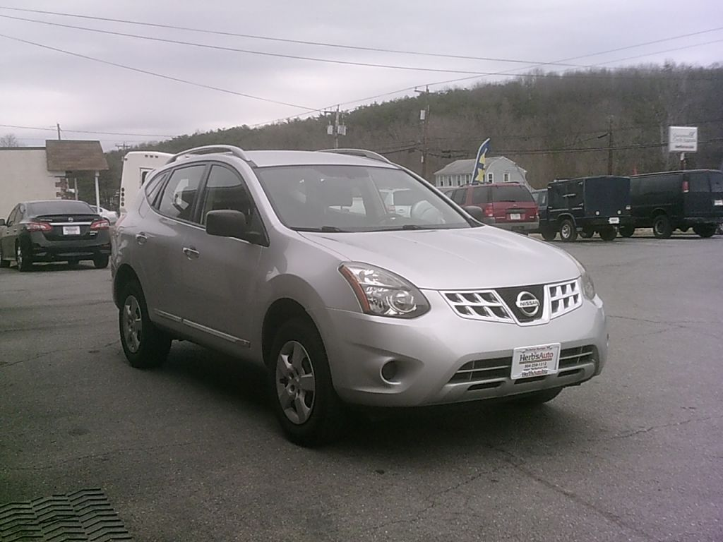 2014, NISSAN  ALL  WHEEL  DRIVE ROGUE SELECT S Images