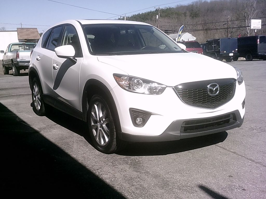 2013, MAZDA   ALL  WHEEL  DRIVE CX-5    GT Images