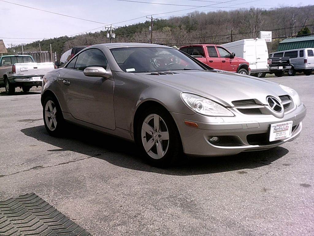 2006, MERCEDES-BENZ SLK 280 Images