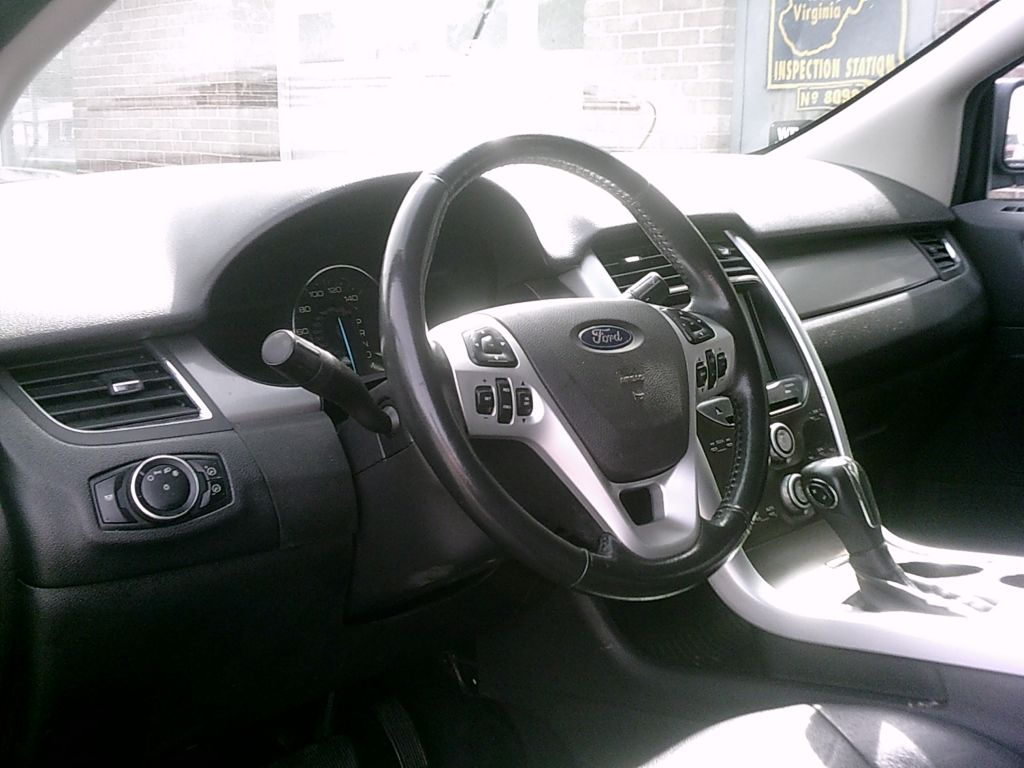 2011, FORD ALL WHEEL DRIVE EDGE SEL Images