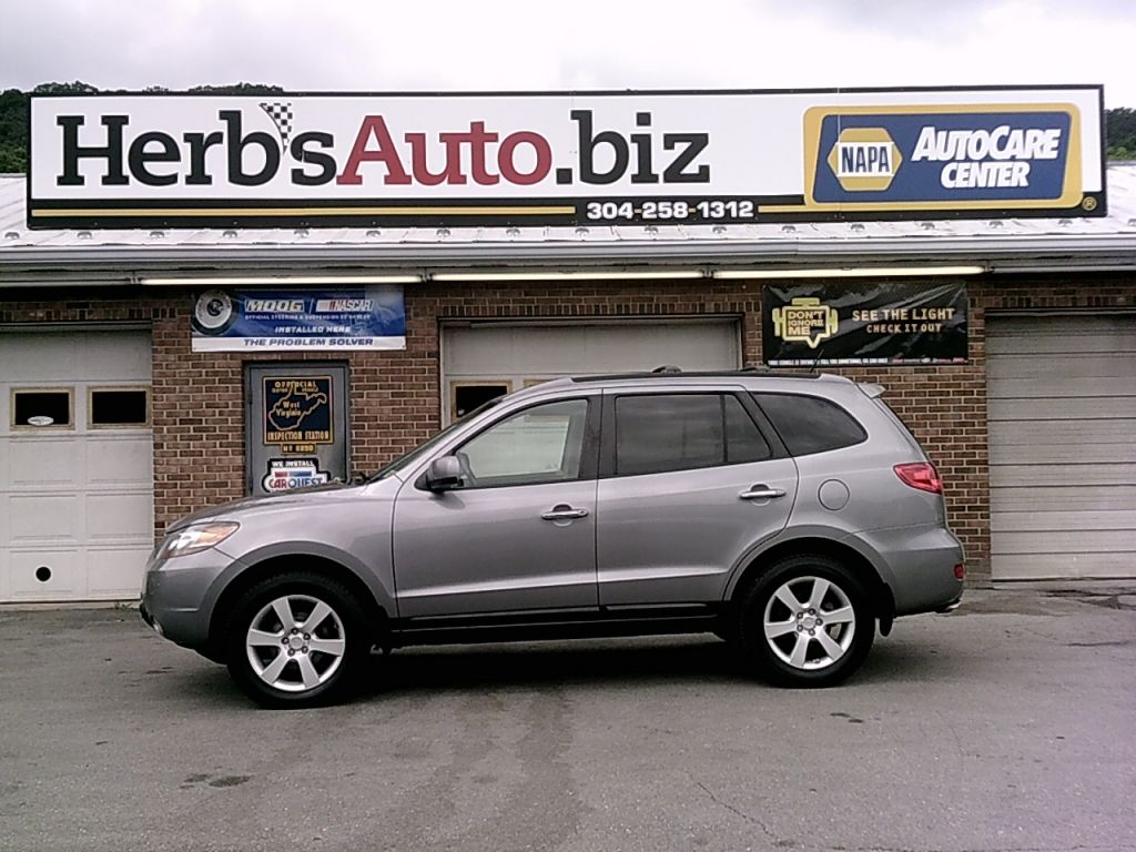 2007 hyundai santa fe awd herb 39 s quality used cars trucks and service berkeley springs wv. Black Bedroom Furniture Sets. Home Design Ideas