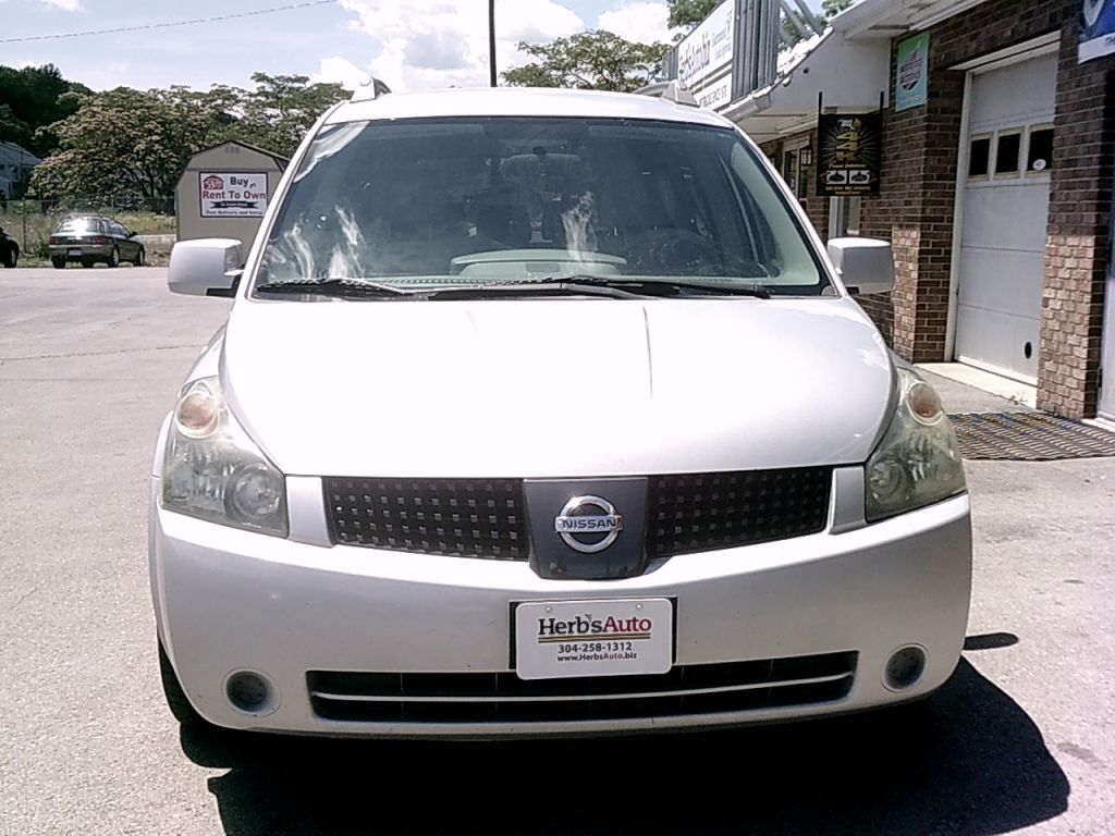2006 nissan quest s herb 39 s quality used cars trucks and service berkeley springs wv. Black Bedroom Furniture Sets. Home Design Ideas