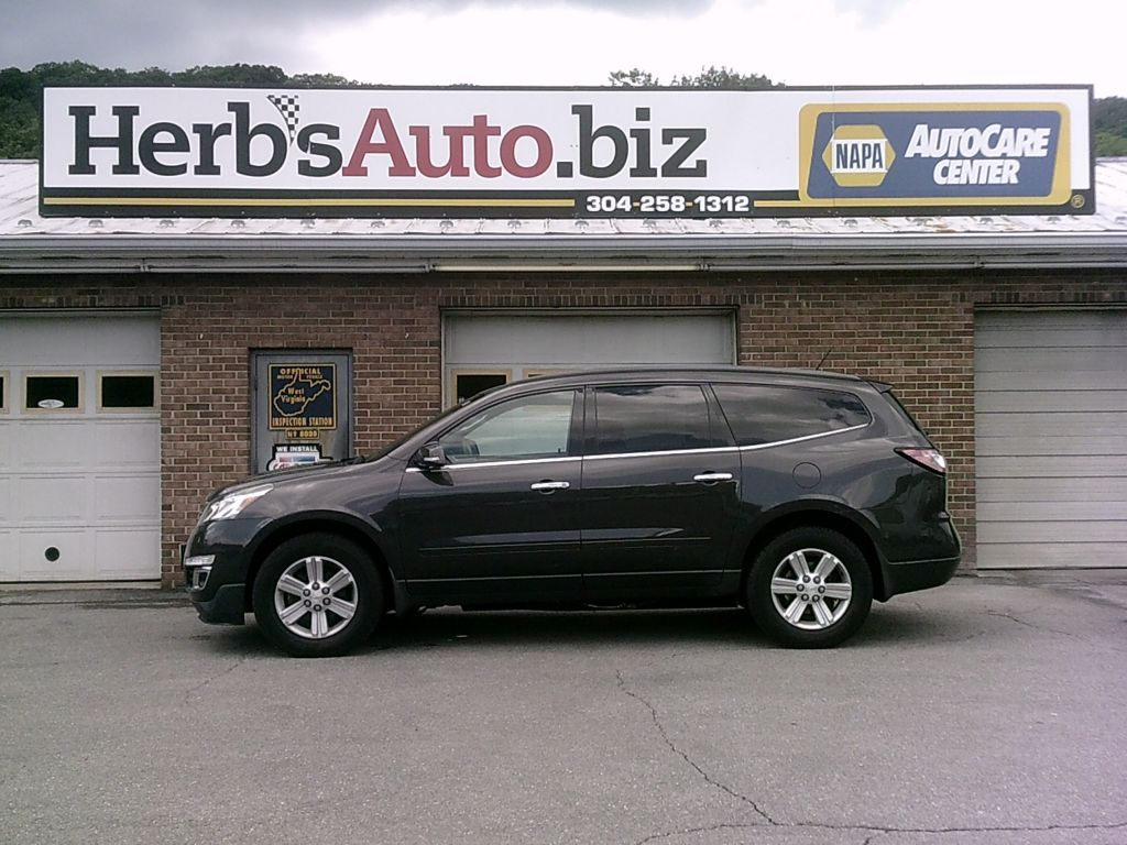2013, CHEVROLET  ALL WHEEL DRIVE TRAVERSE LT Images