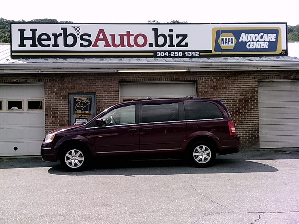 2008, CHRYSLER TOWN & COUNTRY TOURING Images