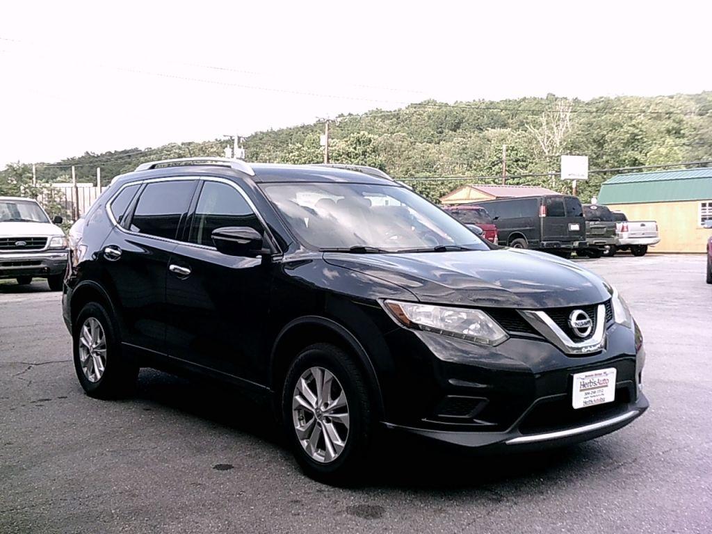 2014, NISSAN ROGUE SV  AWD Images