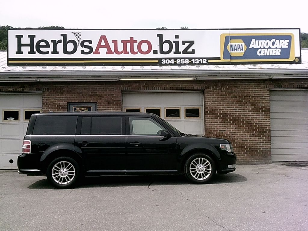 2013, FORD FLEX SEL AWD Images